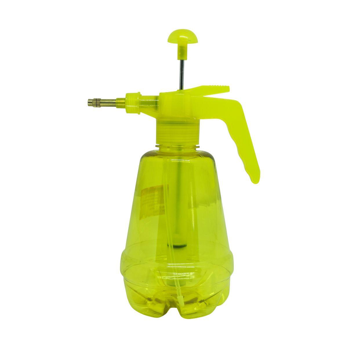Pulverizador com Pressão Prévia 1,5 litros Amarelo