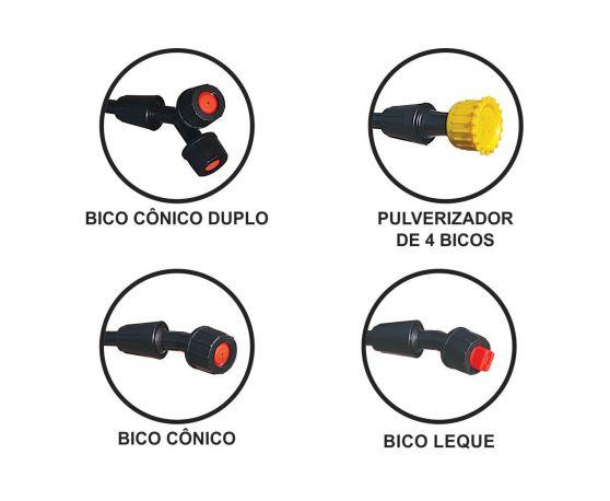 Pulverizador Manual Costal 20 litros FORTH