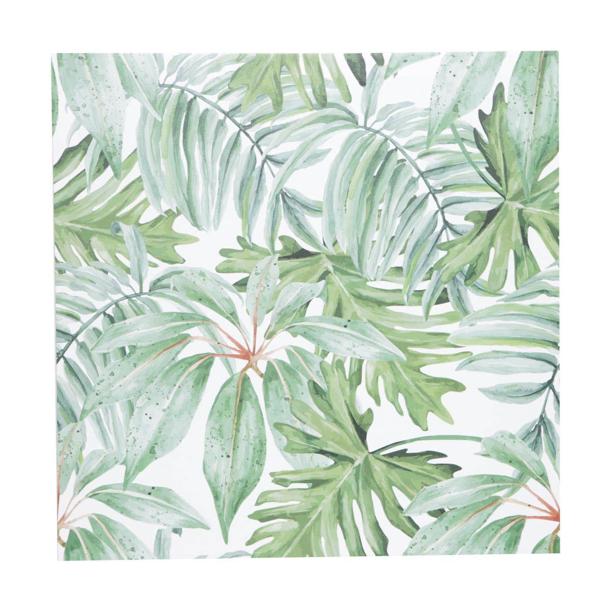 Quadro Decorativo Bracken Leaves 40cm x 40cm - 40975