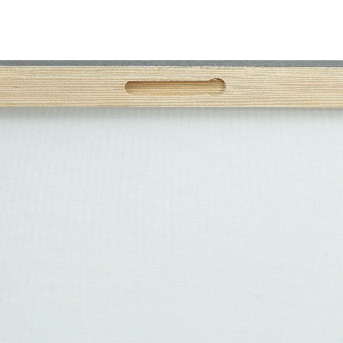 Quadro Decorativo Preto Alecrim 40cm x 30cm - 40968