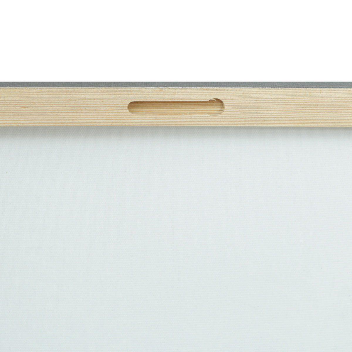 Quadro Decorativo Preto Salsinha 40cm x 30cm - 40969