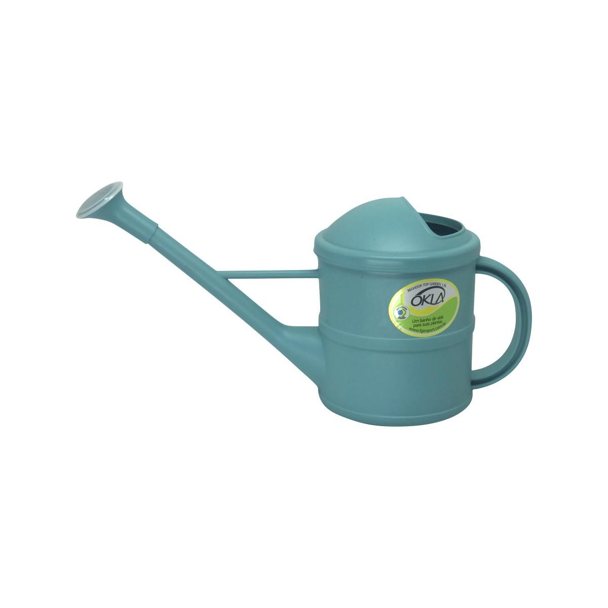 Regador 1,5 litro Verde Água Top Garden