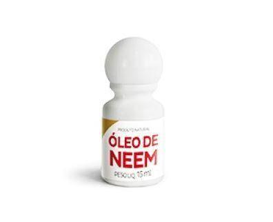 Repelente Óleo de Neem concentrado 15ml - Vitaplan - Combate insetos e ácaros, atua no controle de pragas
