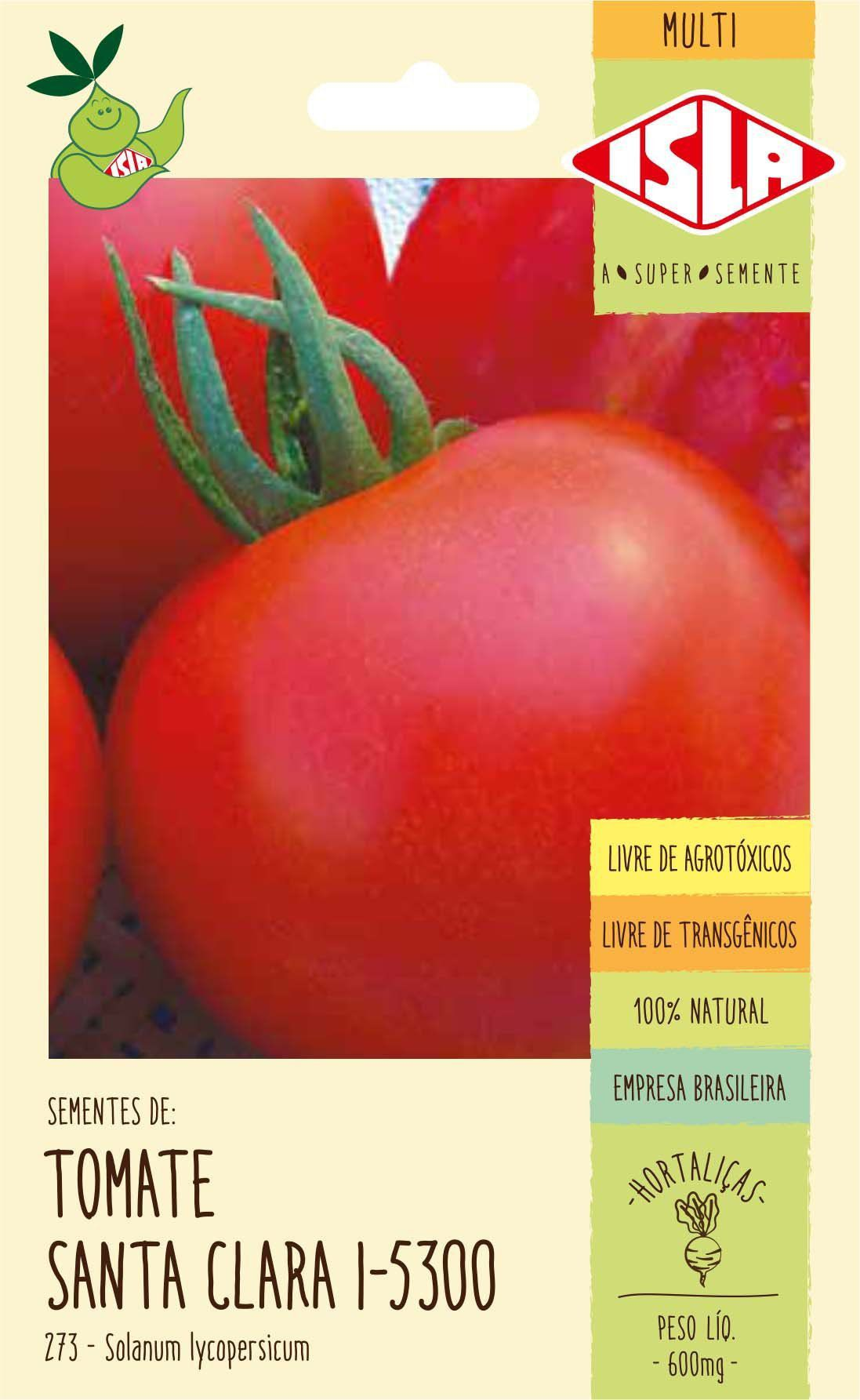 Sementes de Tomate Santa Clara I-5300 - Isla Multi