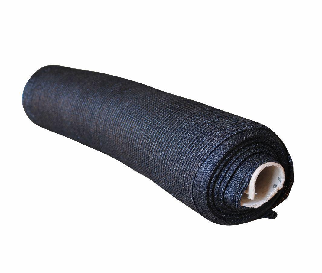 Sombrite (bobina fechada) Tela de sombreamento GI 50% 50,00MX1,50M de largura - Preto