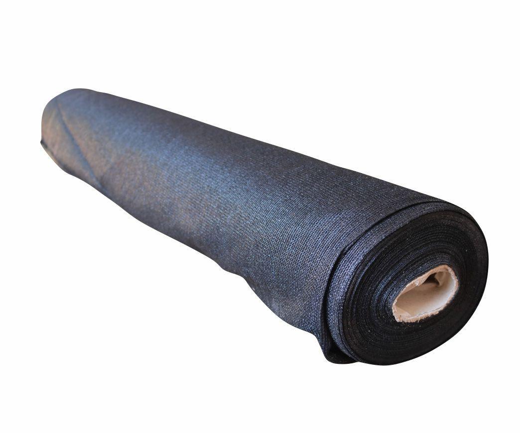 Sombrite (bobina fechada) Tela de sombreamento GI 70% 50,00MX3,00M de largura - Preto