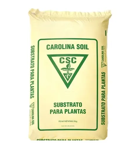 Substrato para Plantas Carolina Soil Classe V 45 Litros