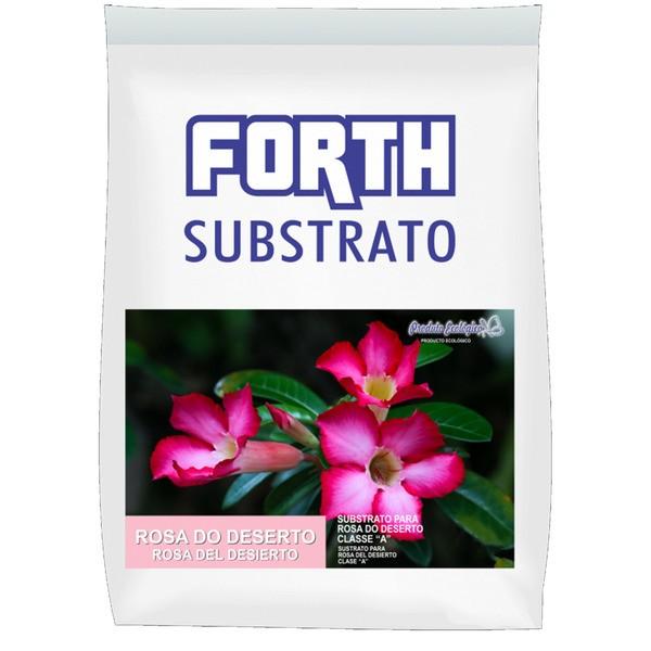 Substrato para Rosa do Deserto Forth 5kg