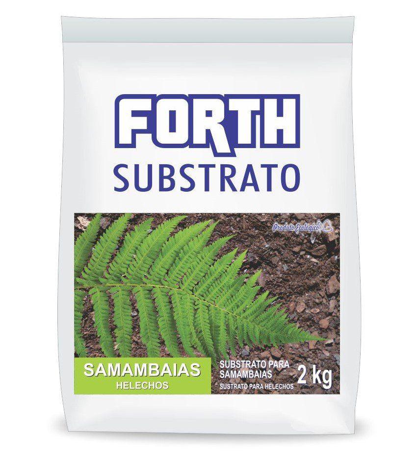 Substrato para samambaias Forth 2kg