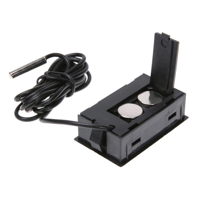 Termômetro Digital para uso em Aquário, Freezer e Chocadeira CD190