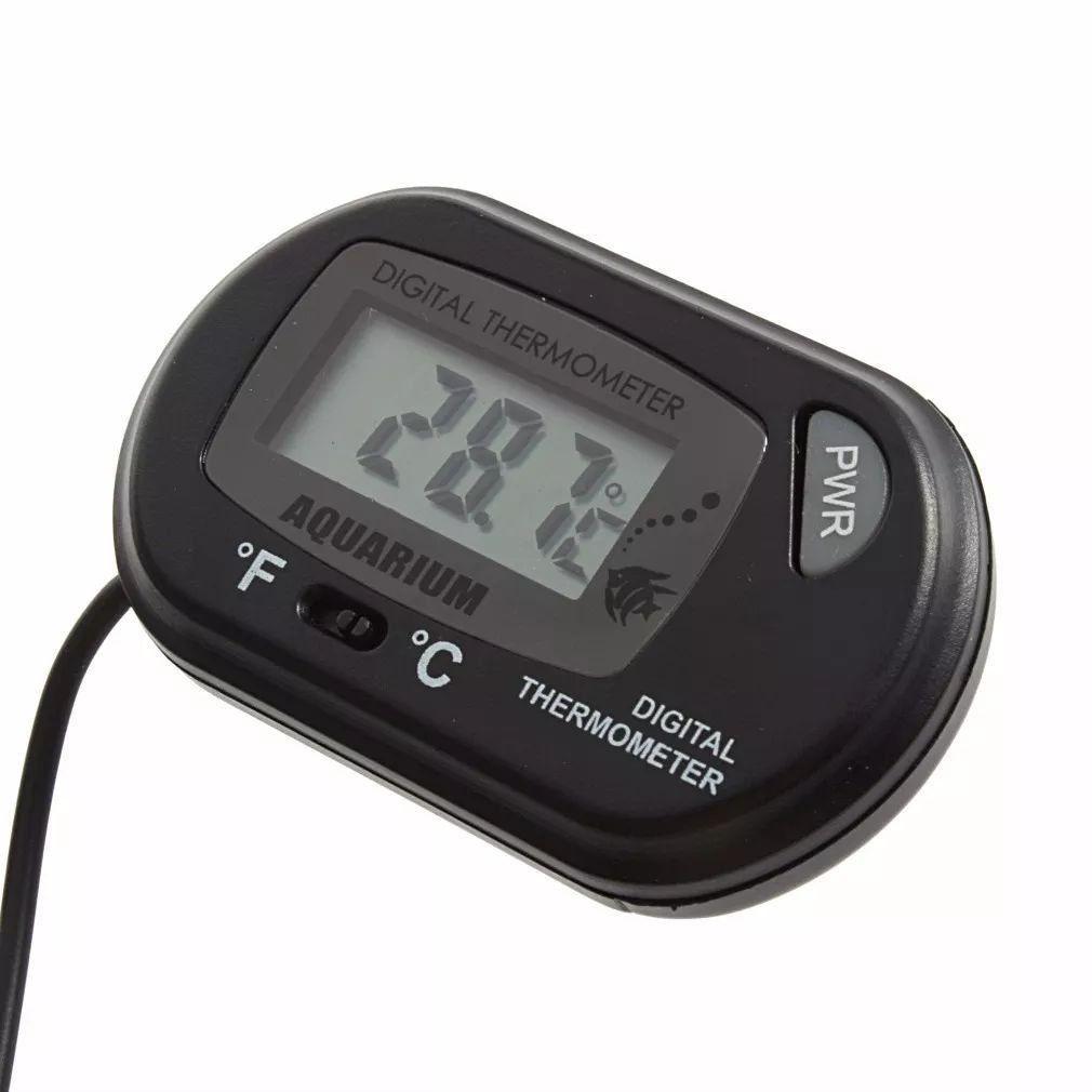 Termômetro Digital para uso em Aquário, Freezer e Chocadeira Thermometer