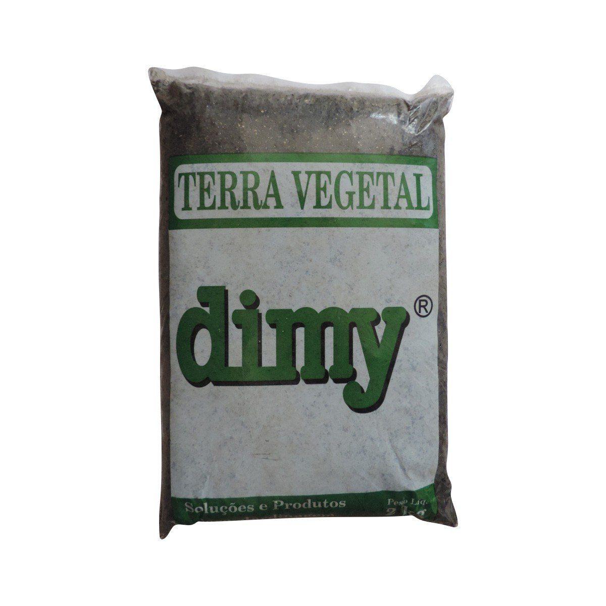 Terra Vegetal 2 kg Dimy