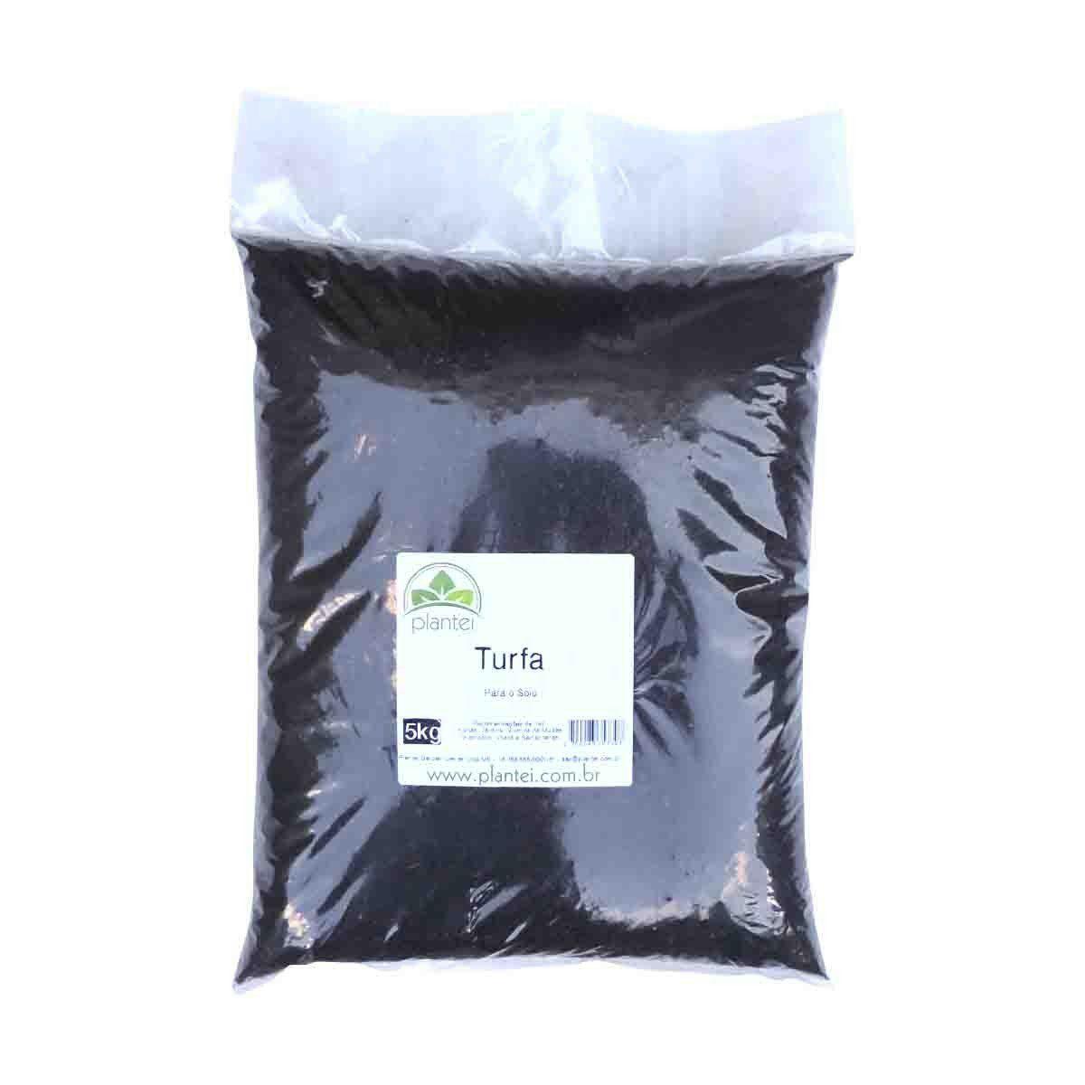Turfa 5kg - Plantei