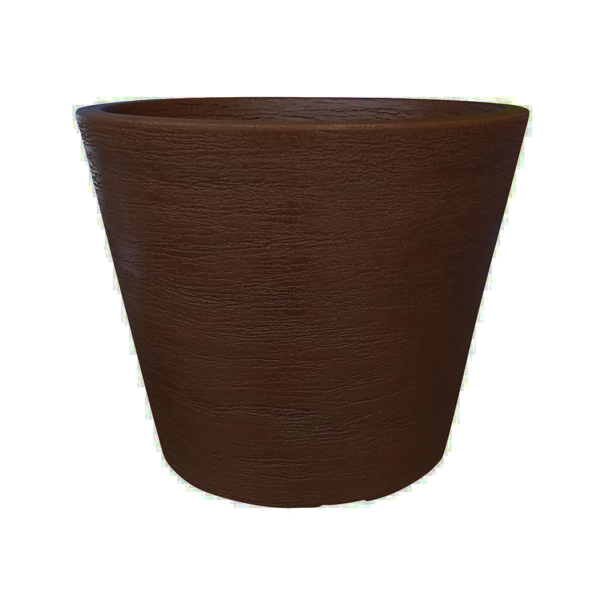 Vaso Cone Riscatto Vogue cor Ferrugem 31,5cm x 37,5cm - CBP1-FE