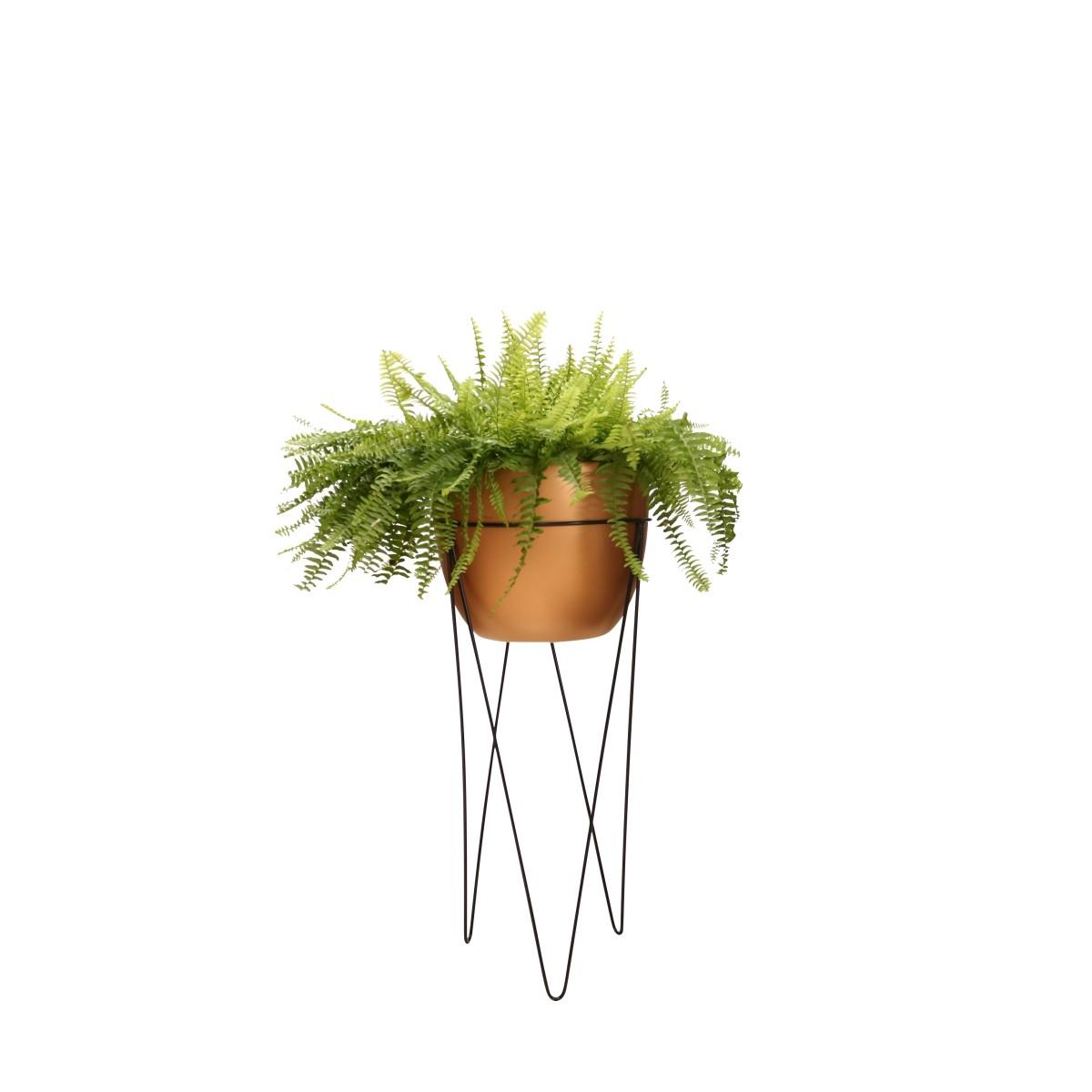 Vaso de Chão Bronze Novel Grande 25cm x 32cm - 5756
