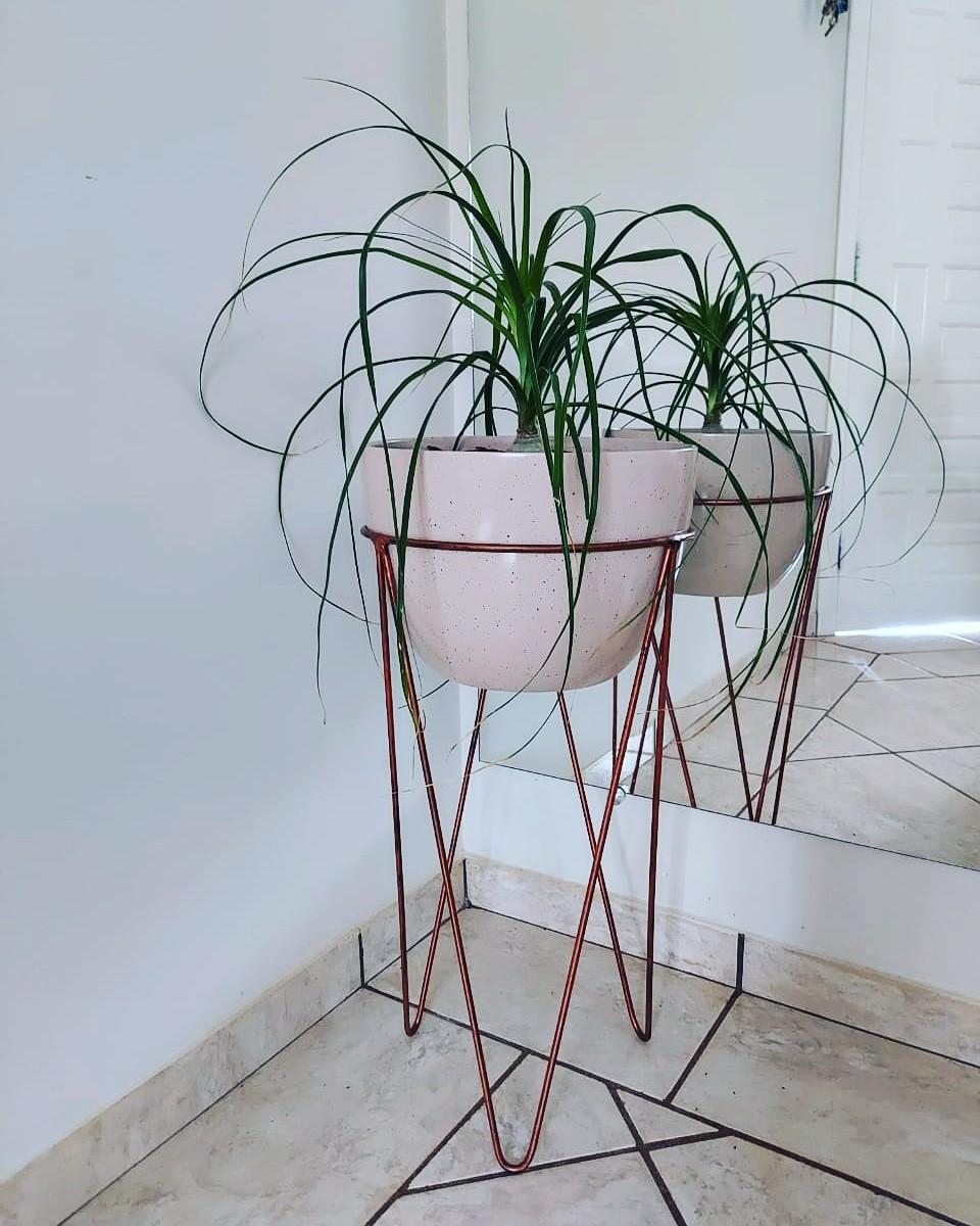 Vaso de Chão Granilite Novel Grande 25cm x 32cm - 5725