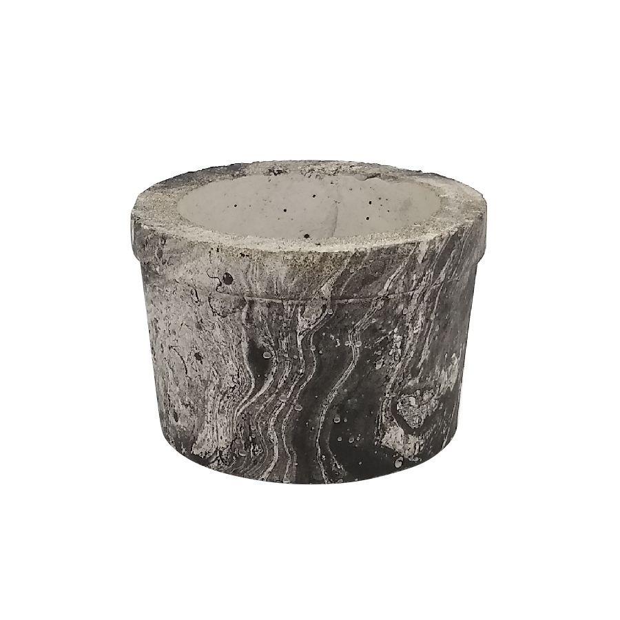Vaso de Cimento 4,5 cm x 6,5 cm MD31