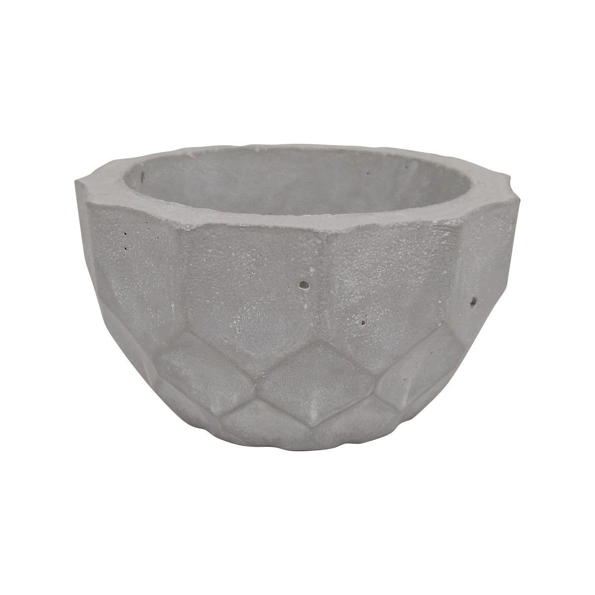 Vaso de Cimento 6,5 cm x 13 cm MD22