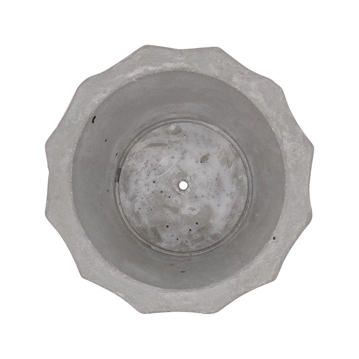 Vaso de Cimento 4,5 cm x 8,5 cm MD30