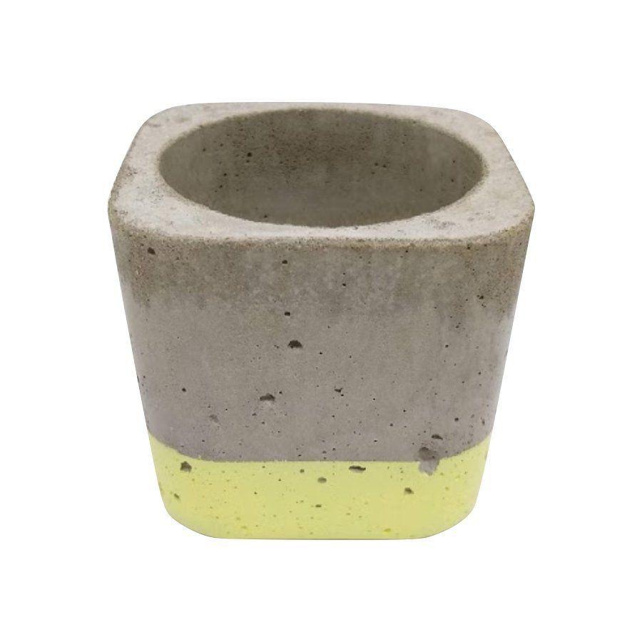 Vaso de cimento 5,5cm x 6cm MD04AM