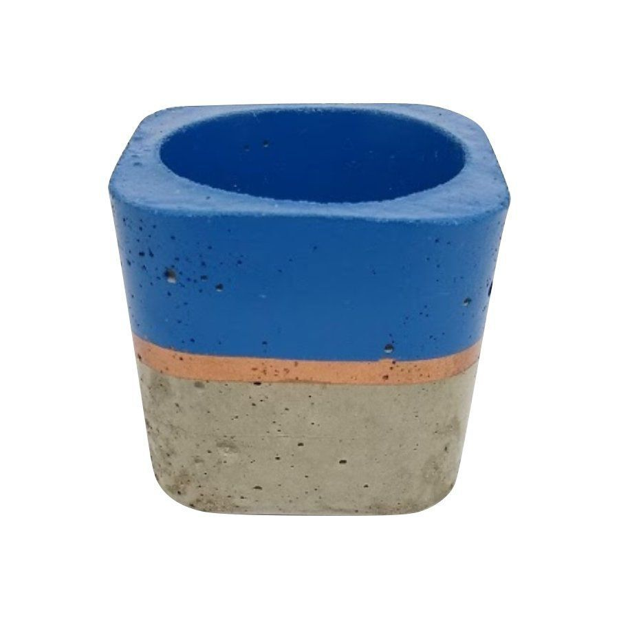 Vaso de cimento 5,5cm x 6cm MD04AZC