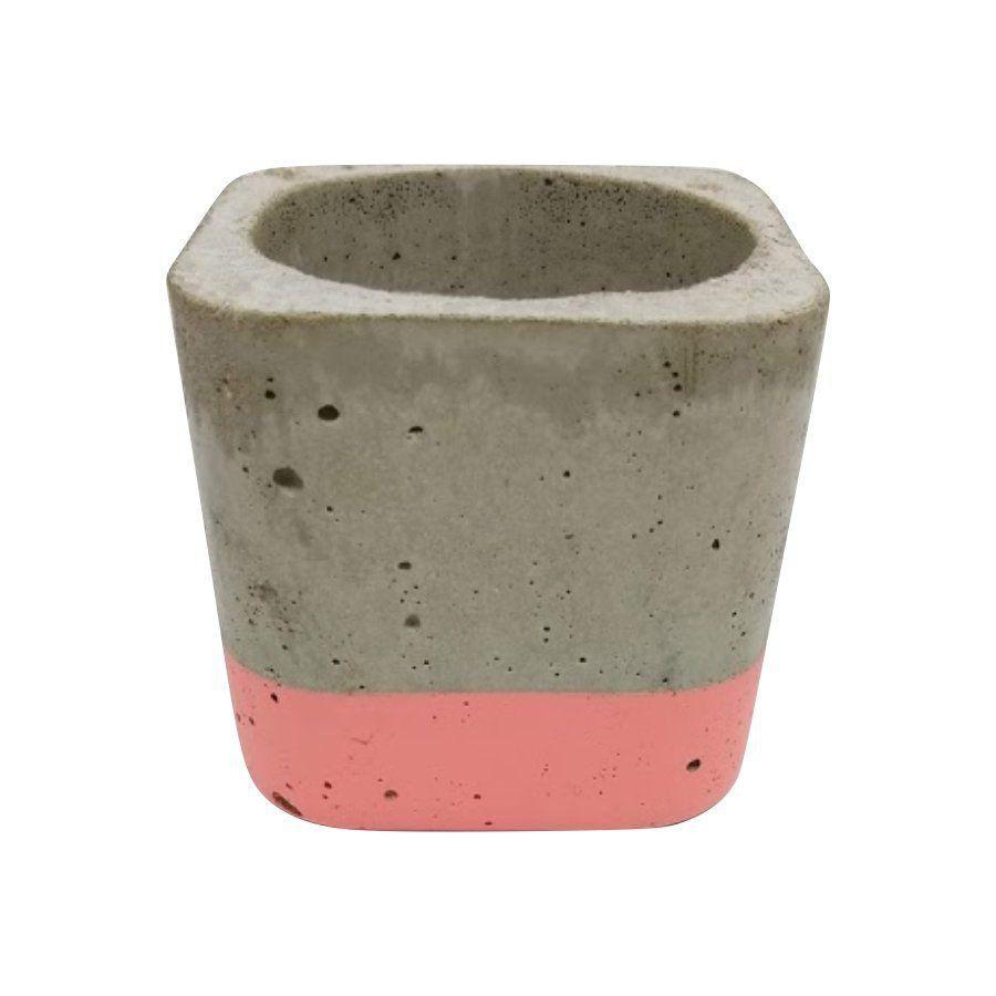 Vaso de cimento 5,5cm x 6cm MD04CR