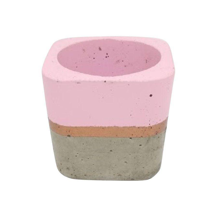 Vaso de cimento 5,5cm x 6cm MD04RSC