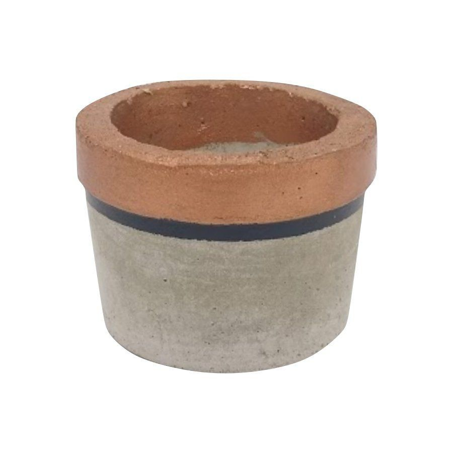 Vaso de cimento 5cm x 6,5cm MD17CP