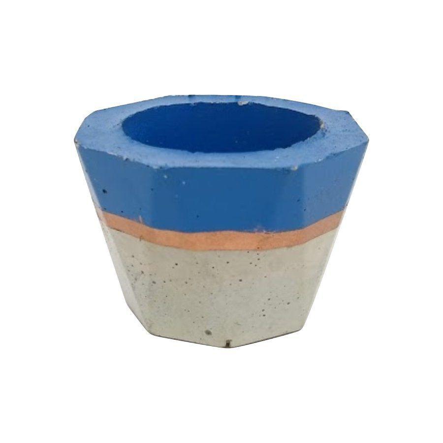 Vaso de cimento 5cm x 7,5cm MD03AC