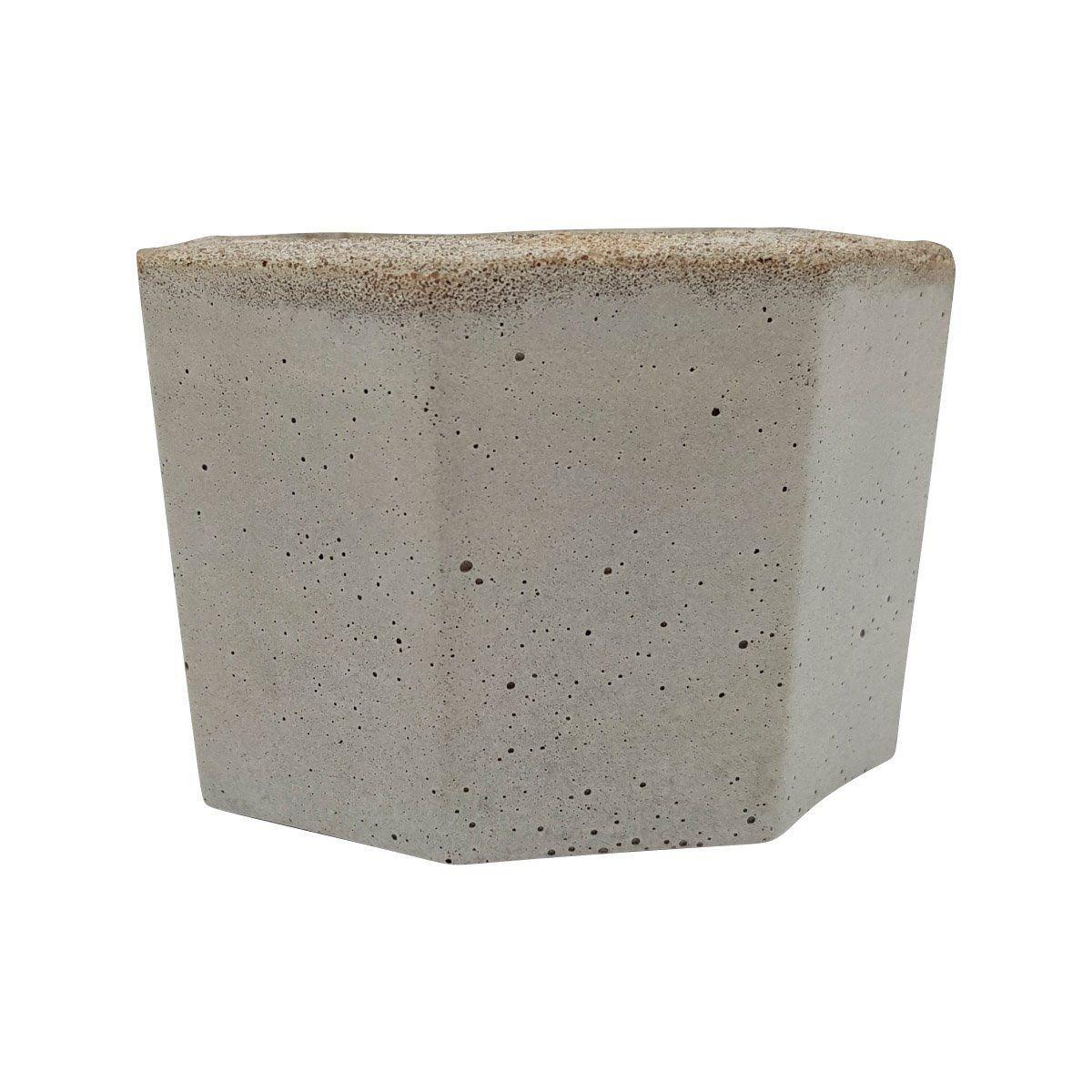 Vaso de cimento 5cm x 8cm MD13