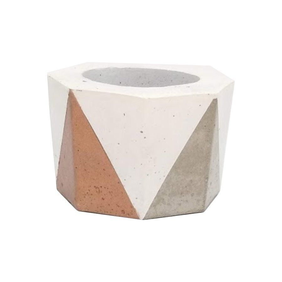 Vaso de cimento 5cm x 8cm MD13BC