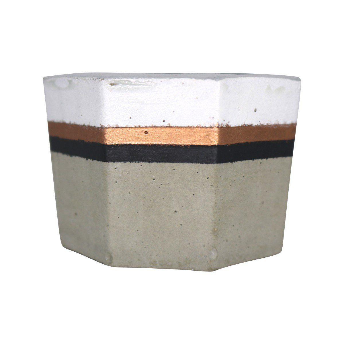 Vaso de cimento 5cm x 8cm MD13PCB