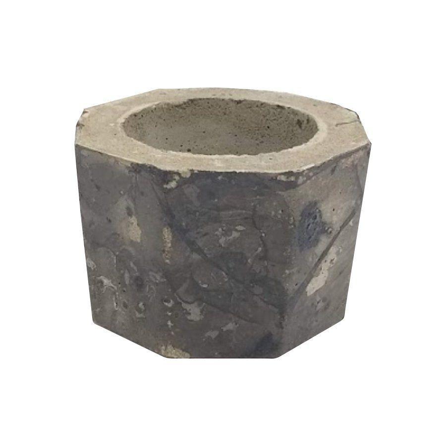 Vaso de cimento 5cm x 8cm MD13PWP