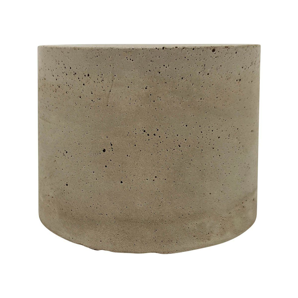 Vaso de cimento 6,5cm x 8cm MD01