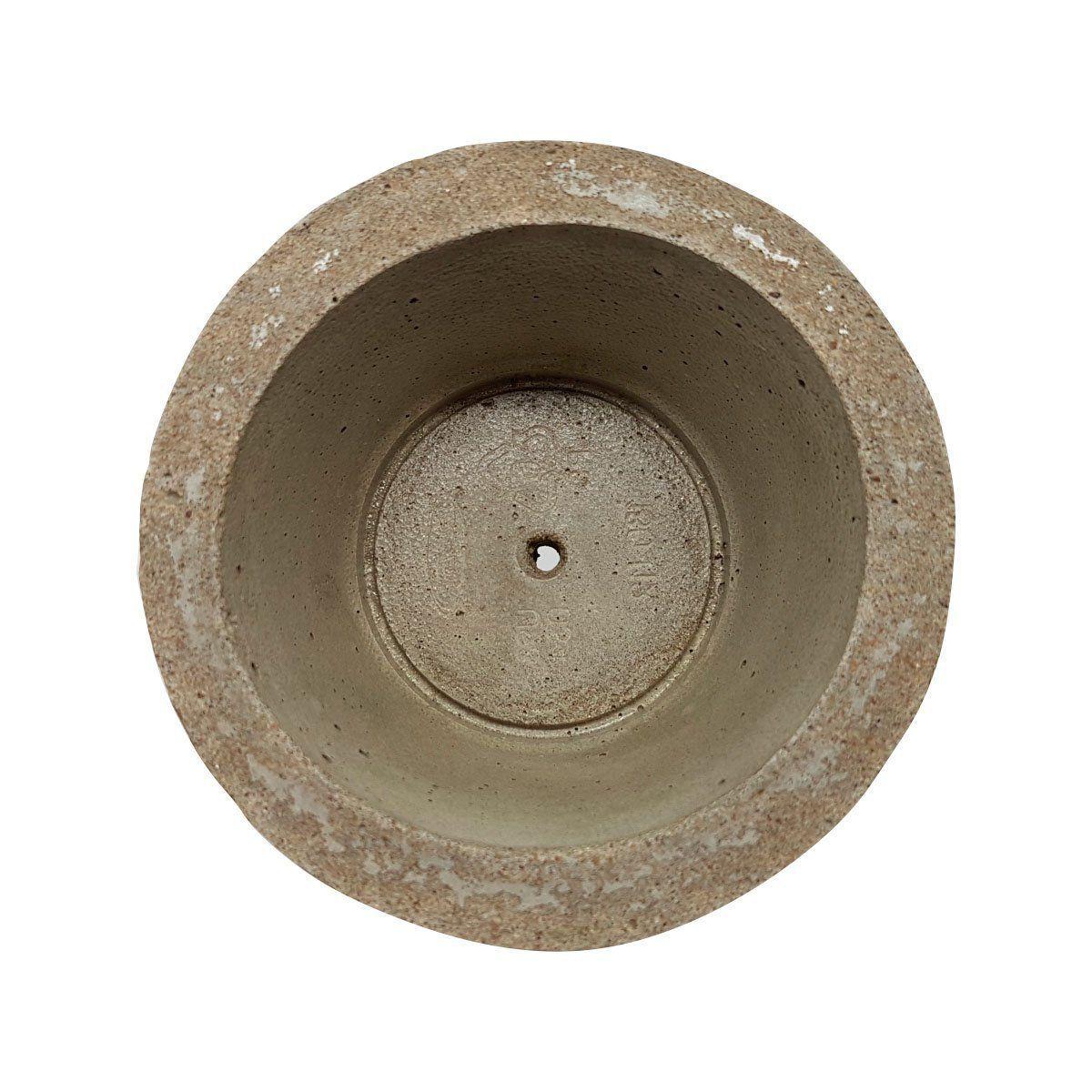 Vaso de cimento 6cm x 10cm MD02