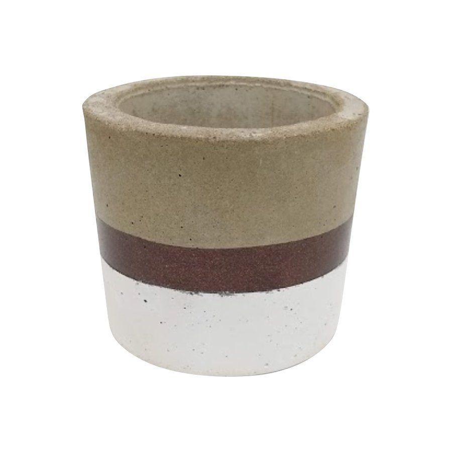 Vaso de cimento 6cm x 7cm MD15BB2
