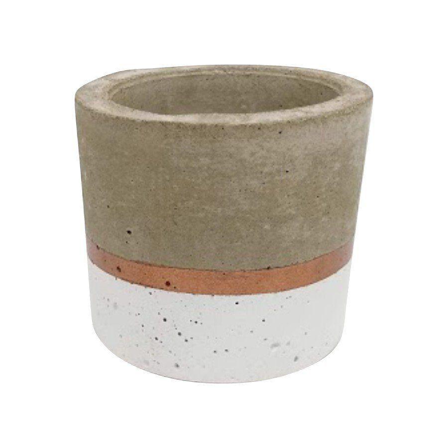 Vaso de cimento 6cm x 7cm MD15BC