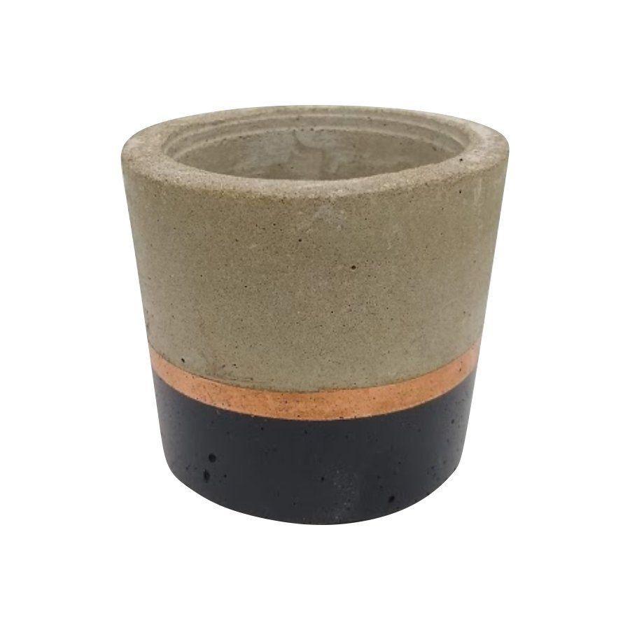 Vaso de cimento 6cm x 7cm MD15PC