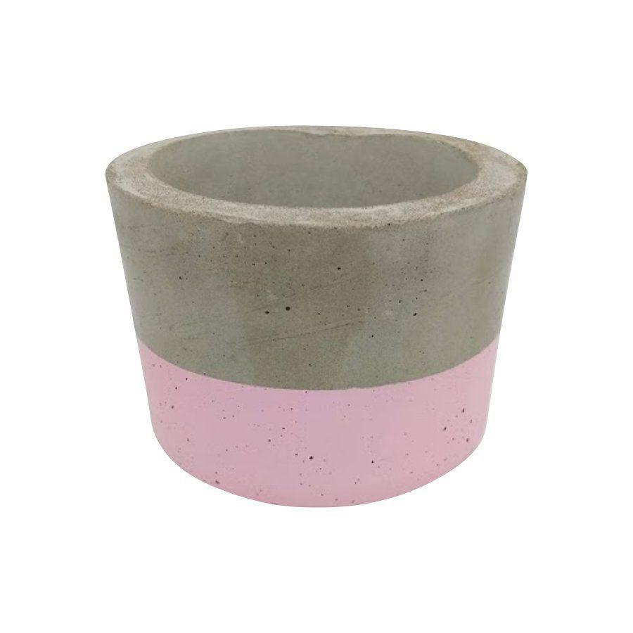 Vaso de cimento 6cm x 8,5cm MD06RS