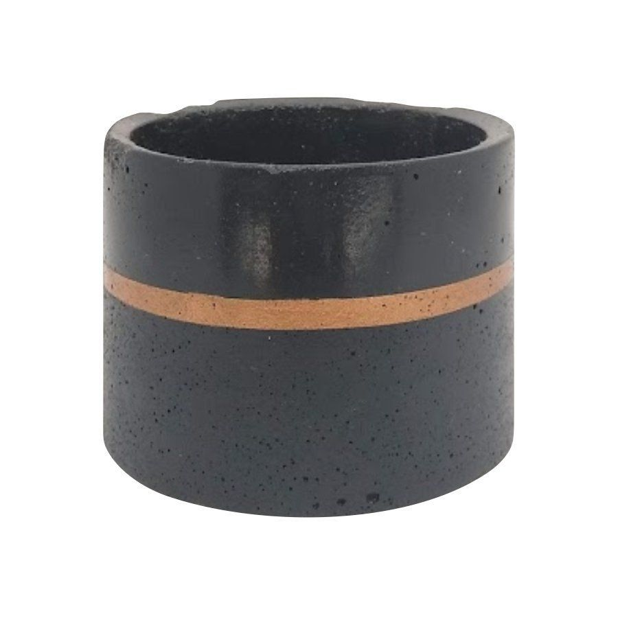 Vaso de cimento 6cm x 8cm MD01PBRCP