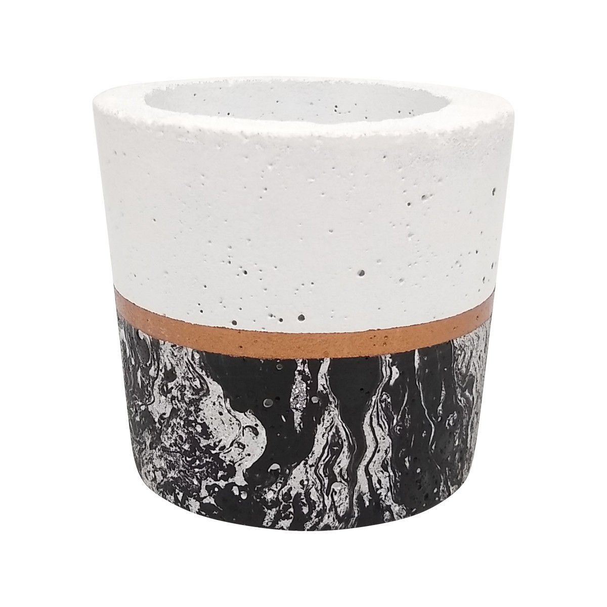 Vaso de Cimento 7,5 cm x 8,5 cm MD25