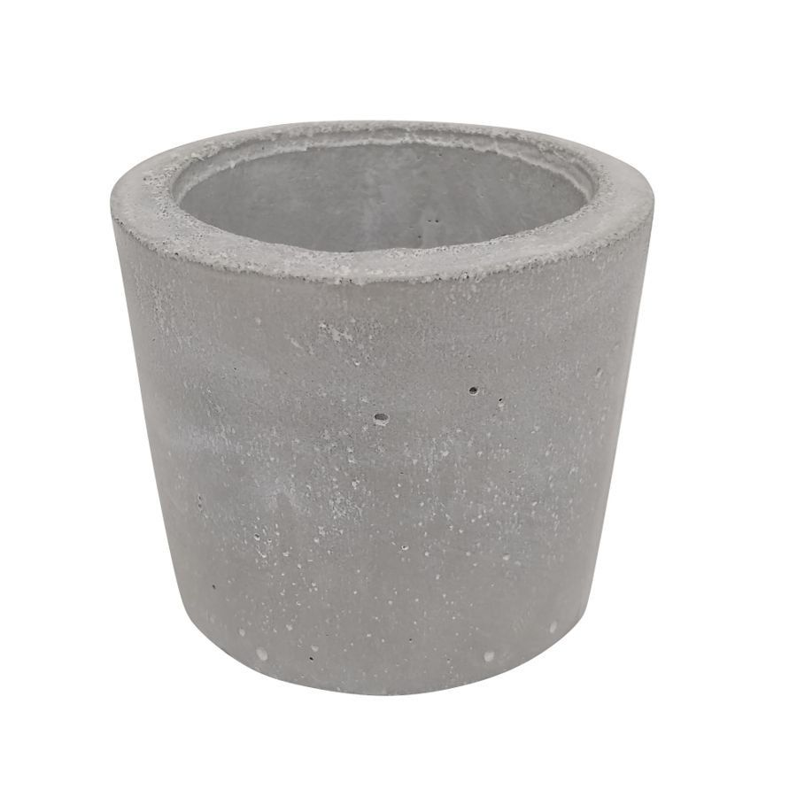 Vaso de Cimento 7,5 cm x 8,5 cm MD33