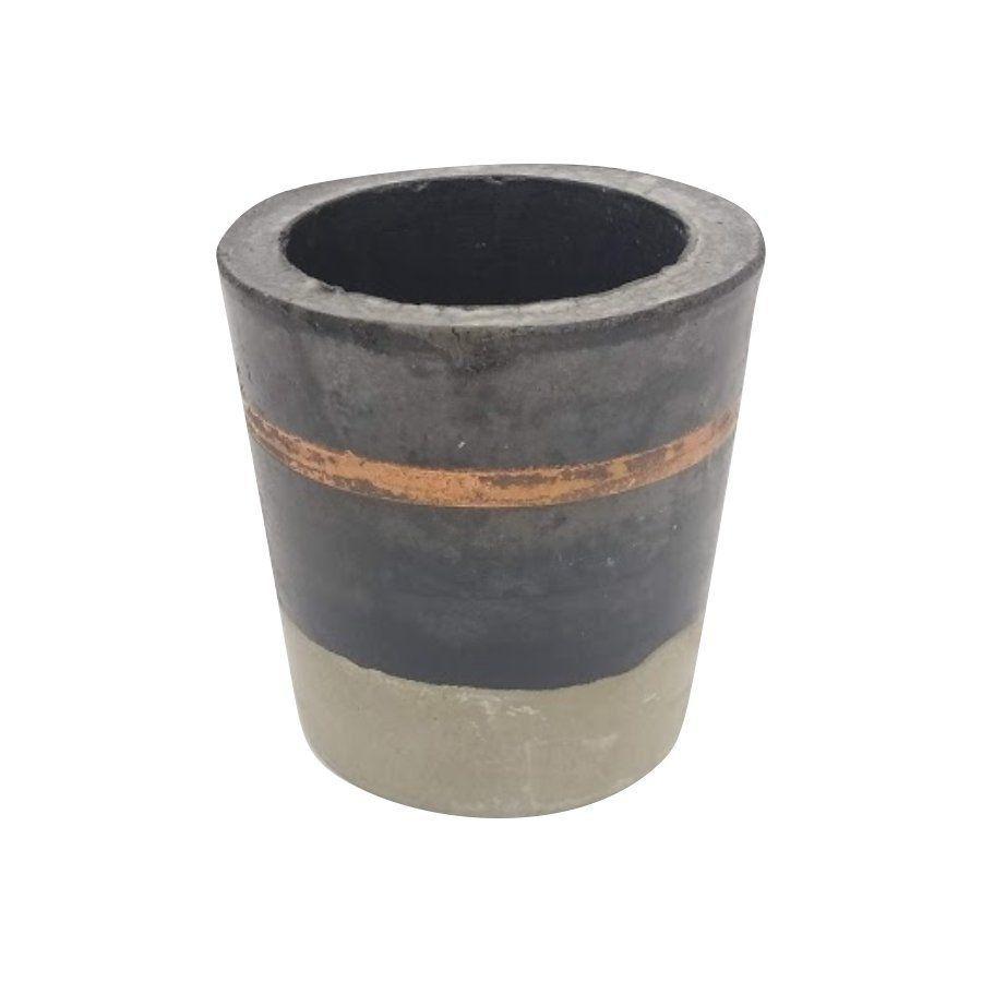 Vaso de cimento 9cm x 9cm MD18PCIM