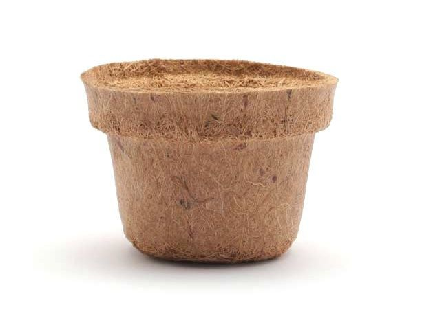 Vaso de Fibra de Coco Nº 05 12cm x 9cm COQUIM