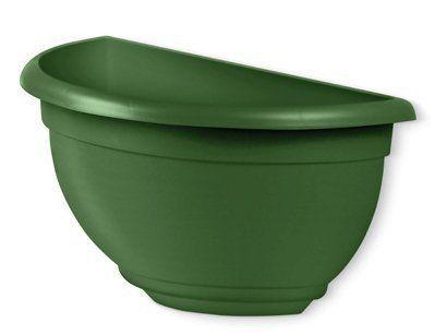 Vaso de parede mini Verde 20cm x 11cm