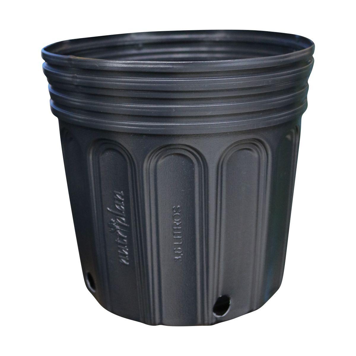 Vaso (embalagem) para mudas pote 3,6 Litros