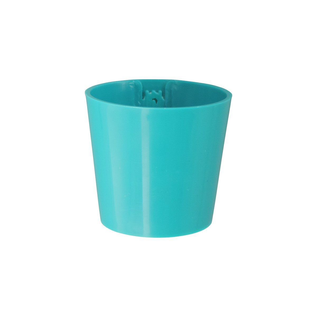 Vaso Magnético de Plástico Azul Anil 5cm x 6cm