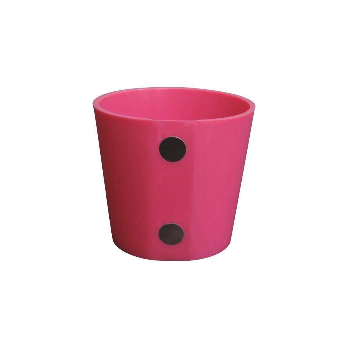 Vaso Magnético de Plástico Pink 5cm x 6cm