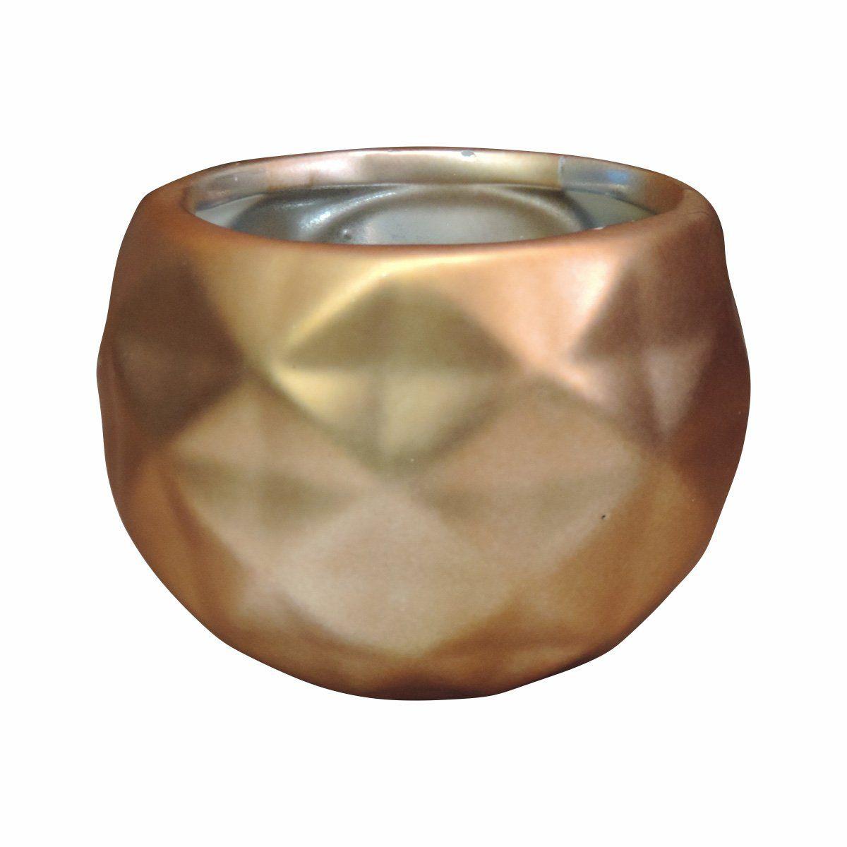 Vaso Magnético Geométrico 6,5cm x 6,5cm