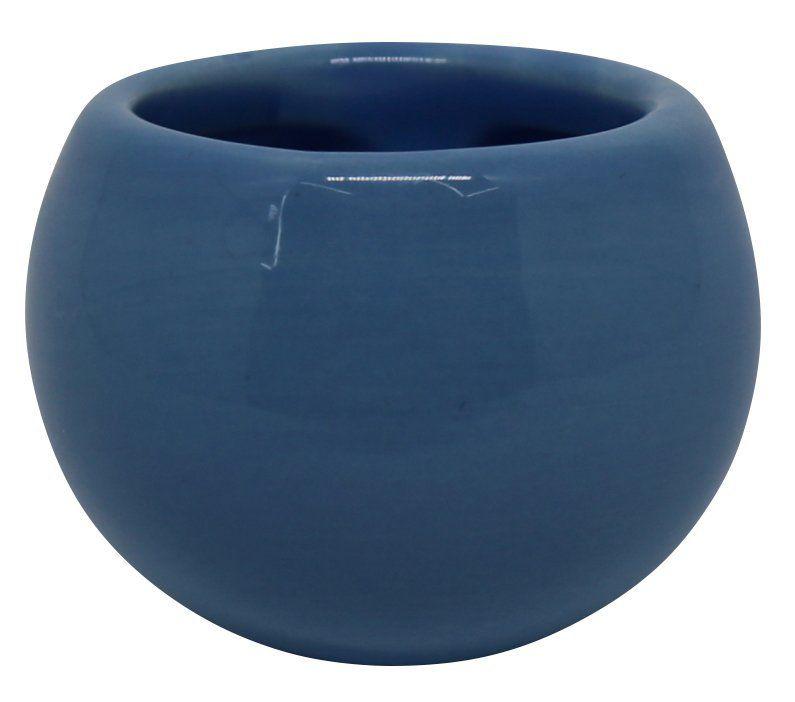 Vaso Magnético Mini Azul Claro 4,5cm x 4,5cm